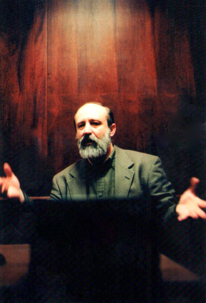 David Bottoms (Photo courtesy the author)