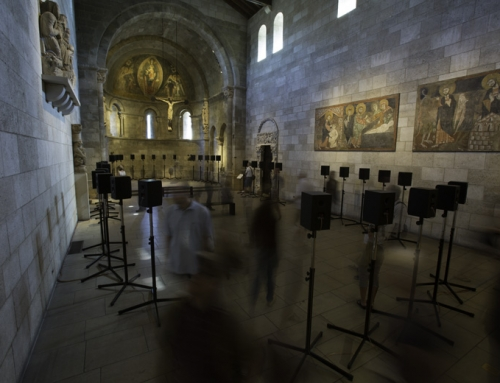 Sounds Like a Masterpiece: The 1st Contemporary Artwork at the Cloisters