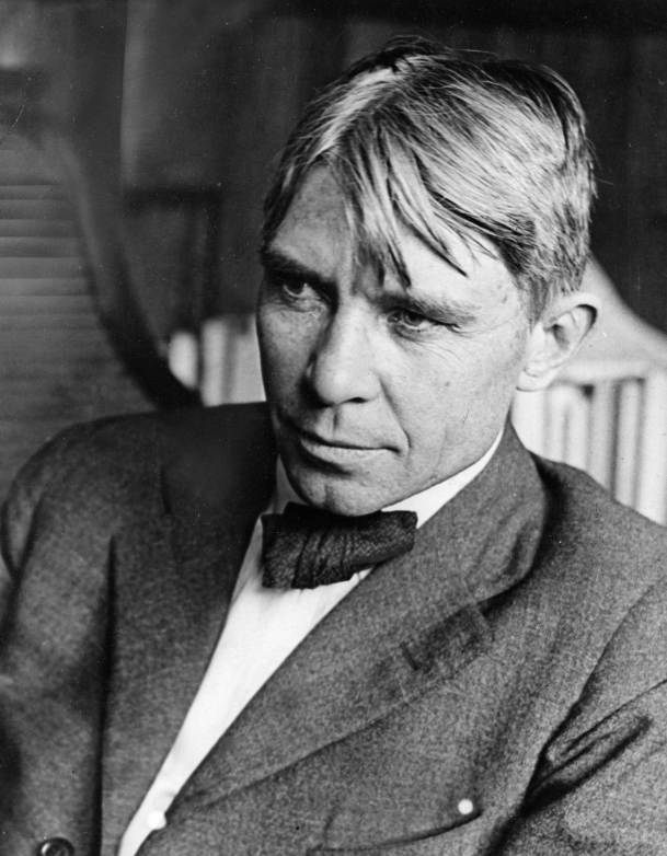 """Poetry is the synthesis of hyacinths and biscuits,"" wrote poet Carl Sandburg"