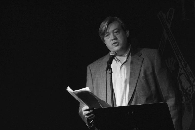 Writer Ed Skoog (Photo by Khaty Xiong courtesy the author)