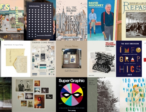 Gwarlingo's 26 Favorite Art, Photography, Film & Design Books of 2013