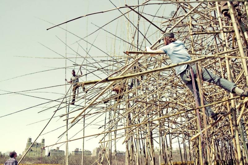 Big Bambu Met 4-Starn-via artist website