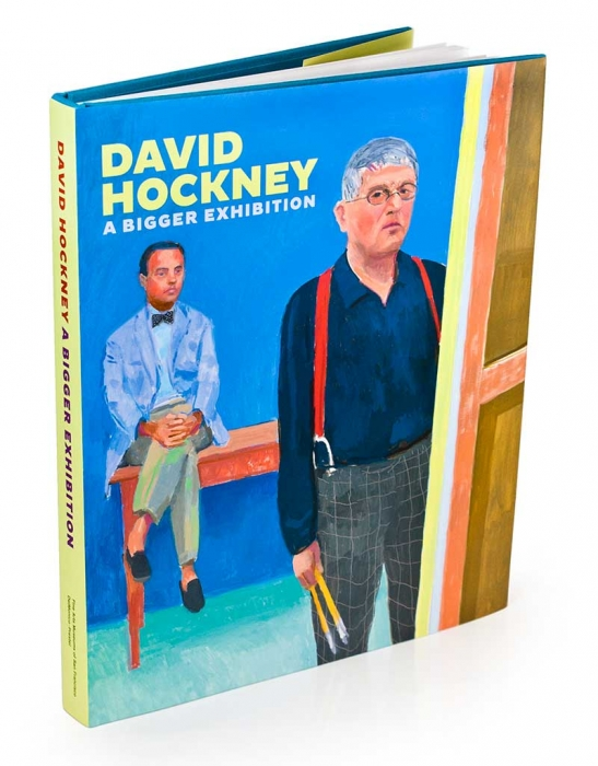 David Hockney-A Bigger Exhibition