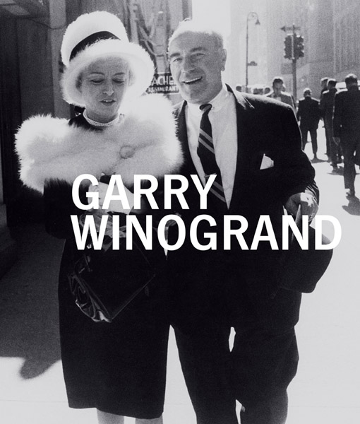Garry Winogrand Book Cover