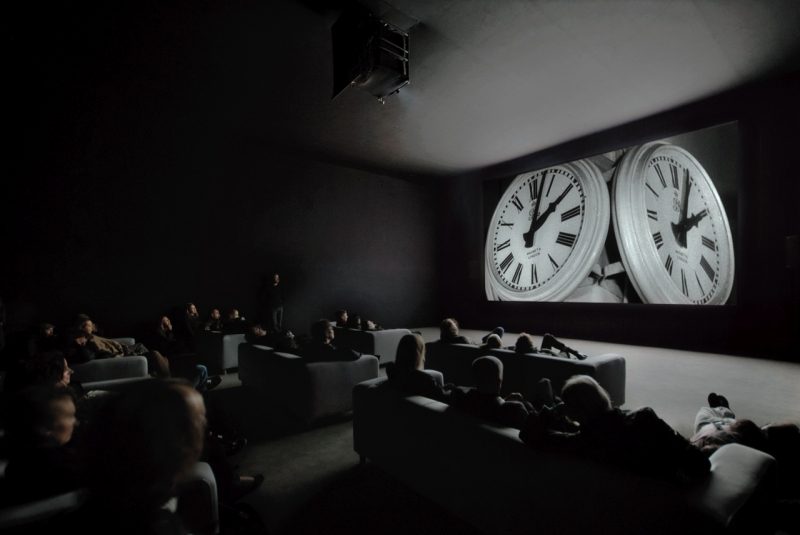 Christian Marclay's The Clock is one of the art works featured in Grovier's book (Photo c Christian Marclay)