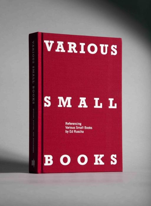 Various Small Books-Ed Ruscha-via-mitpress
