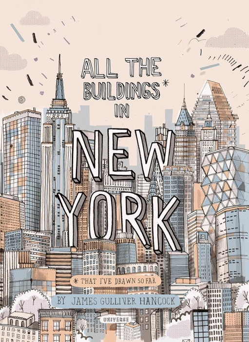 All the Buildings in NY-Click to Purchase