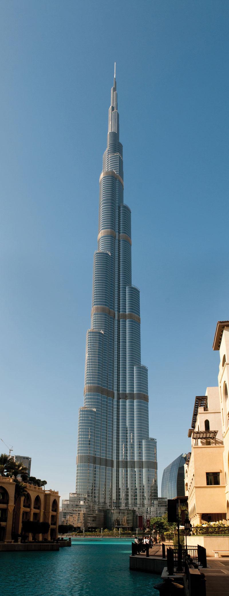 Burj Khalifa (Photo © lexan/Shutterstock.com)