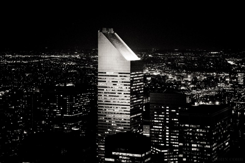 Citigroup Center in New York City is on Judith's list of favorite buildings (Photo by John Cobb via 500px.com)