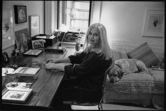 Writer Amy Hempel.