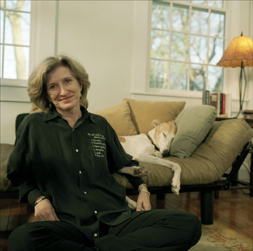 C.D. Wright (Photo courtesy the Boston Picture Group)