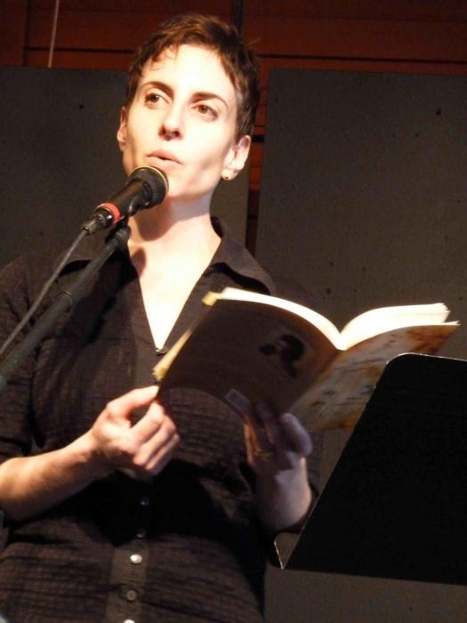 Lauren Camp (Photo by Margaret Randall)