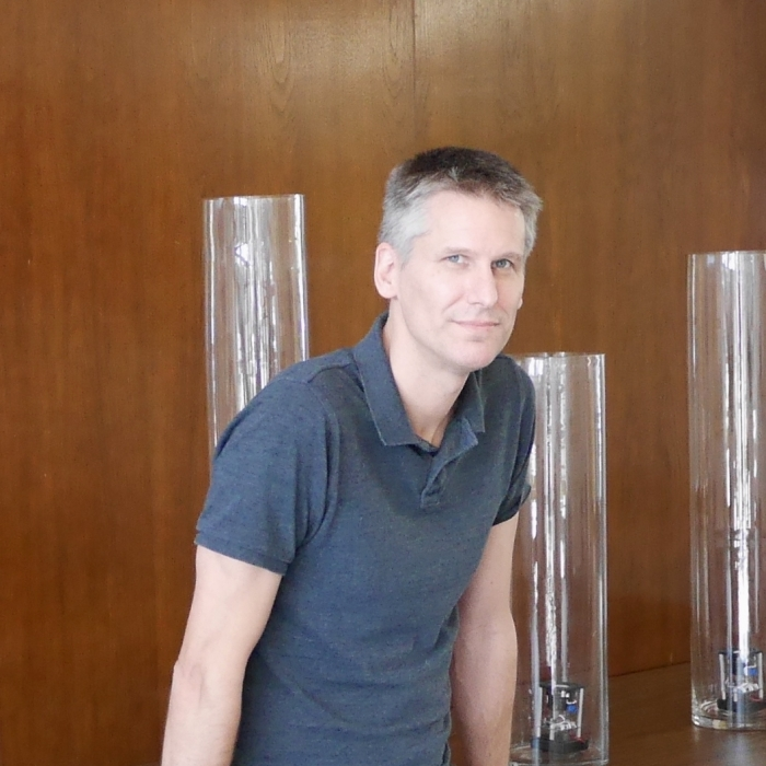 Ted Apel is the winner of the 2013 FETA Prize in Sound Art (Photo courtesy the Artist)