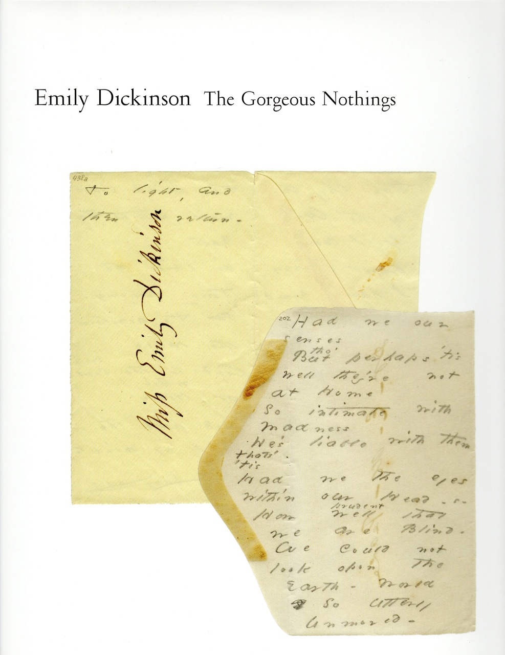 Emily Dickinson-Gorgeous Nothings-Click to Purchase