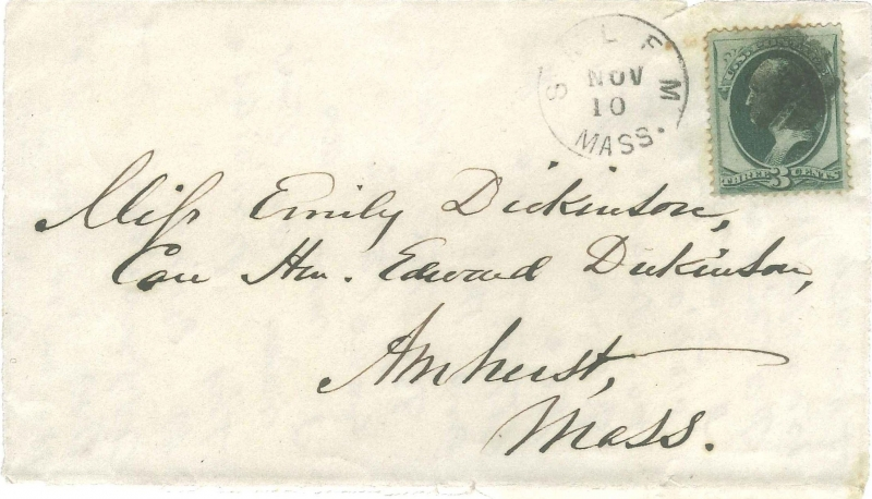 Stamped Letter