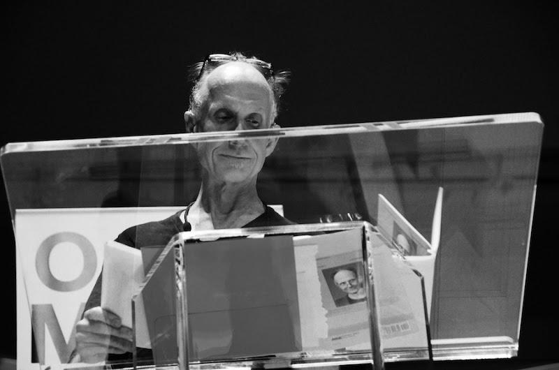 Poet Tony Hoagland (Photo via omiami.org)