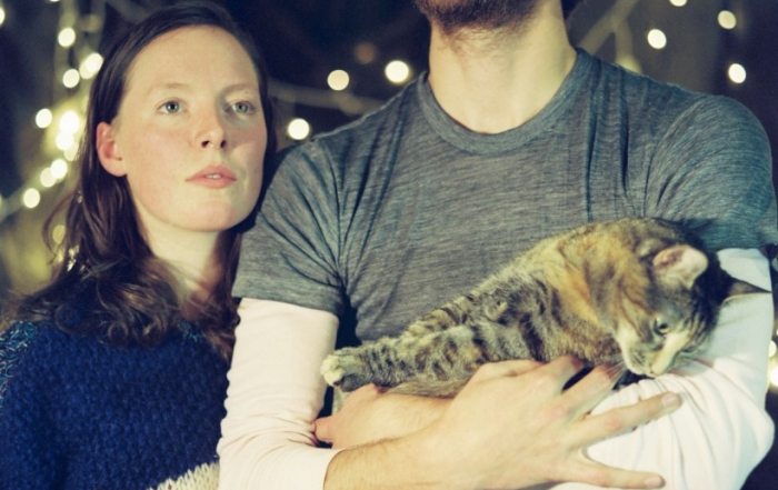 Sylvan Esso with Cat-photos-Photo by Maggie Famiglietti via bandwidth