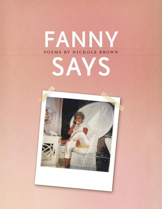 Fanny Says-Click to Purchase
