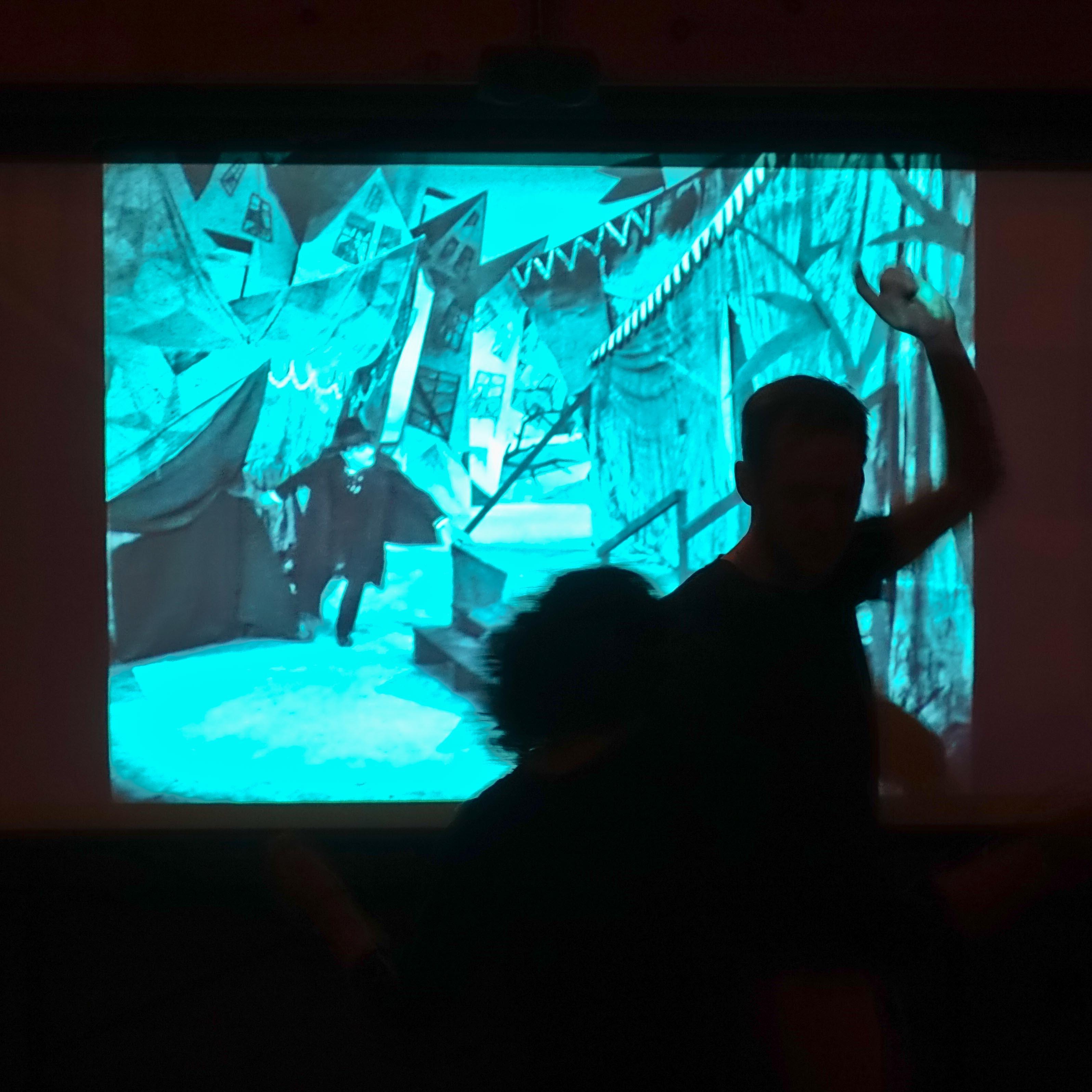 Gwarlingo Salon with DJ Spooky-Photo by Michelle Aldredge-9
