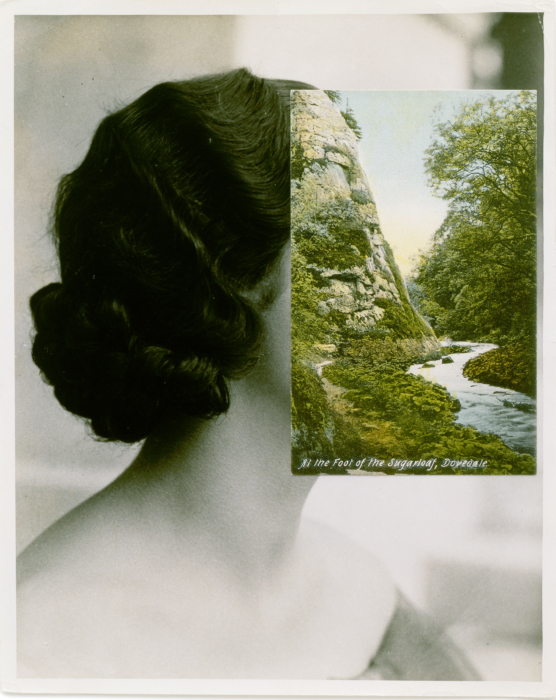 John Stezaker, Mask XLVI, 2007 (Photo via stills.org)