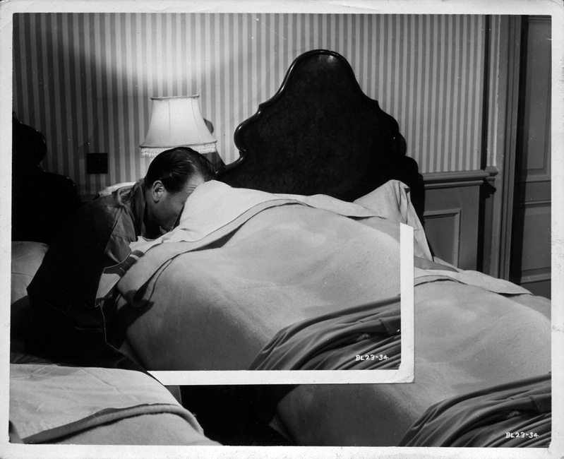 John Stezaker, Untitled, 1977-78, 20.5 x 25.8 cm (Photo via theapproach.co.uk)