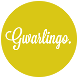 Gwarlingo Retina Logo