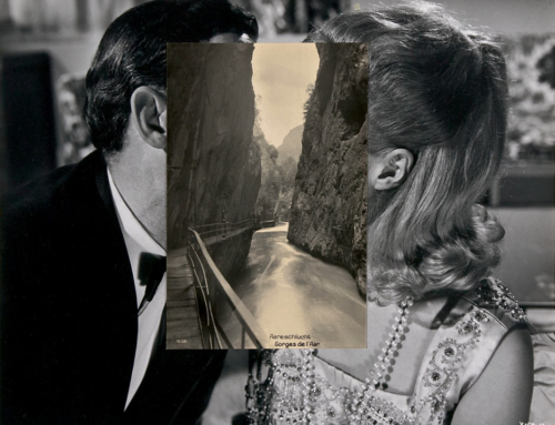 John Stezaker & the Not-So-Perfect Marriage