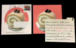 Card design by Nancy Fleming from art by Weronika Zaluska